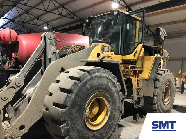 VOLVO L220F WHEEL LOADER